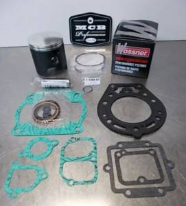 MX Top End Kits - Kawasaki - Kawasaki - Kawasaki KDX200 1986-06 Wossner Top End rebuild kit with gaskets