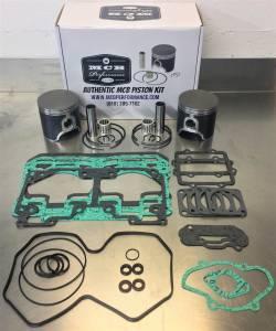 MCB Piston /Top End Kits:  STAGE -1  - ARCTIC CAT - MCB - Dual Ring Pistons - Arctic Cat 800 HO C-TEC 2018-2020 PISTON KITS