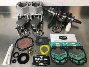 SNOWMOBILE - MCB Engine Rebuild kits: STAGE - 4 SKIDOO - Ski-Doo - 2003-2007 Ski-Doo MXZ 600 HO Engine Rebuild Kit - MCB STAGE 4 - Renegade, Summit
