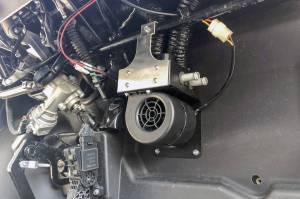 CF Moto U-Force 1000 Inferno Cab Heater with Defrost (2019-Current) - Image 3