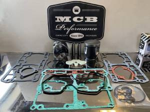 MCB Piston /Top End Kits:  STAGE -1  - SKI DOO  - MCB - Ski Doo 850cc GEN 4 ETEC MCB CAST TOP END PISTON REBUILD KIT