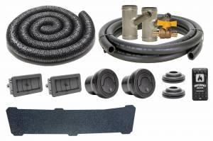 Polaris Ranger XP 900 Inferno Cab Heater with Defrost (2013-2019) - Image 3