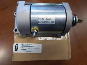 ATV, UTV, & Off Road - Polaris OEM Parts - NEW - Polaris - NEW OEM Polaris starter. #4012032 700/800 RZR / Ranger / Sportsman 2007-15