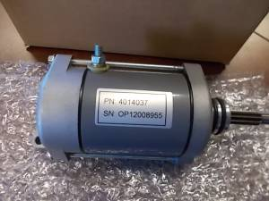 ATV, UTV, & Off Road - Polaris OEM Parts - NEW - Polaris - NEW OEM Polaris HD Starter # 4014037 900/1000 RZR Ranger ACE