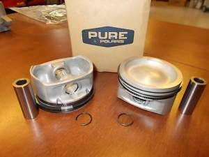 ATV, UTV, & Off Road - Polaris OEM Parts - NEW - Polaris - NEW OEM Polaris Piston kits # 2202917 All 800 RZR / Ranger / Sportman 2008-17 (Includes 2 Pistons, pins & rings)
