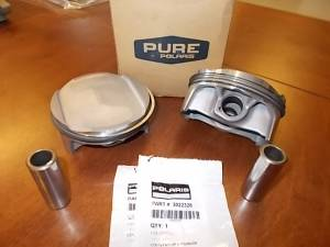 ATV, UTV, & Off Road - Polaris OEM Parts - NEW - Polaris - NEW OEM Polaris Piston kits # 2204637 ALL 900 - RZR ONLY (NOT TURBO)  2 Pistons, Rings, Pins, clips