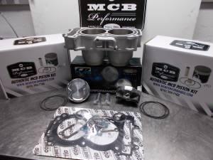 ATV, UTV, & Off Road - Polaris UTV / ATV Engine Performance / Race - MCB - 900 RZR (2011-14) CP BIG BORE TOP END KIT (94MM - 895 cc)
