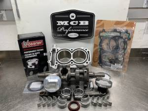 ATV/UTV Engine Rebuild Kits - Polaris - MCB - 2011-12 POLARIS RZR 900 - Engine Rebuild Kit - Crankshaft, Pistons, Gaskets, (cylinder is optional)