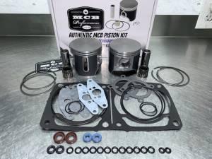 MCB - Dual Ring Pistons - Arctic Cat 800cc - MCB PISTON KITS