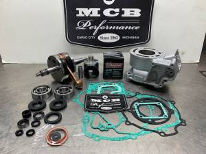 MCB - Suzuki 2002-2019 RM85 Bottom End crankshaft Kit with Piston and cylinder options - Image 2
