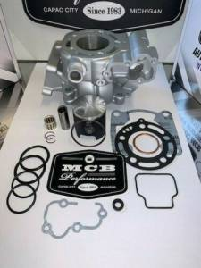MX Top End Kits - Kawasaki - Kawasaki - 2006-2013 Kawasaki KX100 Complete Top End Piston Kit with gaskets and replated cylinder.