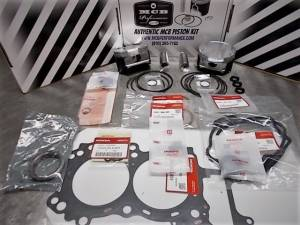 ATV/UTV Piston Kits - Honda - MCB - Honda Pioneer 1000 Top-End rebuild kit 2018-21