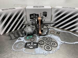 ATV/UTV Engine Rebuild Kits - ARCTIC CAT - MCB - Arctic Cat 650 H1 / TRV / Prowler 650 XT /  TBX 650 / MUD PRO bottom end crankshaft, piston, and gasket engine rebuild kit