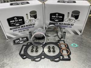 ATV/UTV Piston Kits - Polaris - Wossner Pistons - Polaris Sportsman  / Scrambler 1000 Forged Piston Top-end repair kit 2014 to Current