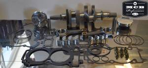 ATV/UTV Engine Rebuild Kits - Polaris - MCB - 2014-2020 POLARIS RZR 1000, GENERAL 1000, RANGER 1000 -  MCB Stage 2 Engine Rebuild ROTATING Kit - Crankshaft, FORGED Pistons, Gaskets