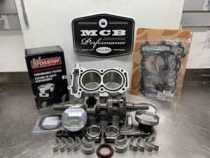 ATV/UTV Engine Rebuild Kits - Polaris - MCB - 2014-2021 POLARIS RZR 1000, GENERAL 1000, RANGER 1000  - MCB Stage 3 Complete Engine Rebuild Kit - Crankshaft, Pistons, Gaskets, and Cylinder