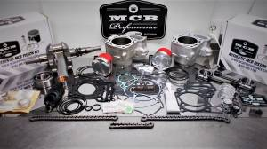 MCB - MCB STAGE 4 MASTER Rebuild kit Kawasaki Teryx 750 2008-2013 - Image 1