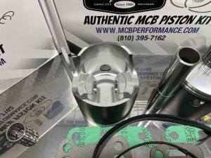 Kawasaki - MCB Stage 1 Kawasaki Jet Ski JS 550 & 550SX Top End piston kit - Image 3
