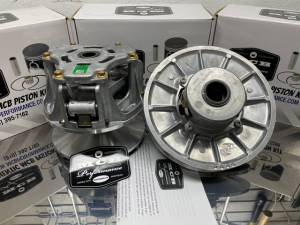 Primary drive and Secondary driven clutch combination Arctic Cat Wildcat 1000 0823-498, 0823-499, 0823-461