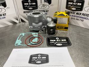 1993-2001 Yamaha YZ80 Top End Rebuild Kit with a  Re-plated Cylinder 4ES-11311-3-00