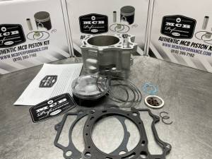 2006-2009 Yamaha YZ450F Wossner Top End Piston Rebuild Kit Re-plated Cylinder 2S200 2S2-11311-11-00