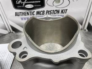 MCB - 2006-2009 Yamaha YZ450F Wossner Top End Piston Rebuild Kit Re-plated Cylinder 2S200 2S2-11311-11-00 - Image 4