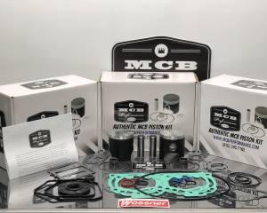 Ski Doo 600cc HO/SDI/ETEC MCB / Wossner FORGED Piston & Gasket Kit