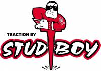 "Stud Boy - 5/16"" Aluminum Backer"