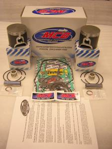 Pistons - Piston Kits - MCB Dual Ring Pistons - 800R - 2008-Current (07 Summit) MCB Dual Ring Piston Kit