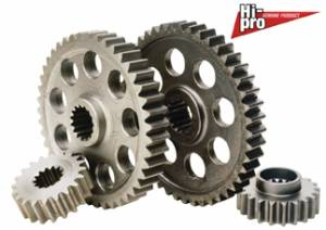"Sprockets - Silent Chain Sprockets - Top Sprocket - 1"", 15 spline"