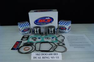 MCB - Ski Doo - 600cc Piston Kits