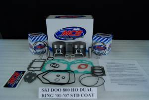MCB - Ski Doo - 800cc Piston Kits