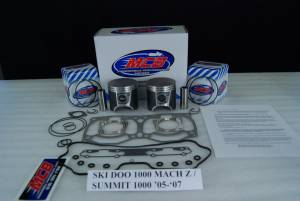 MCB - Ski Doo - 1000cc Piston Kits